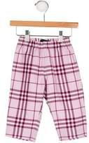 Burberry Girls' Wool-Blend Pants