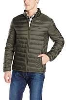 Dockers Nylon Lightweight Puffer Jacket