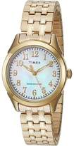 Timex Briarwood Stainless Steel Expansion Band Watches