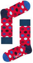 Happy Socks Big Dot Low Sock