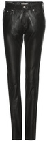Calvin Klein Jeans Exclusive To Mytheresa.com – Leather Trousers