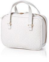 Marie Turnor Handbags - The Nonchalant Bag - White Honeycomb