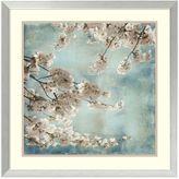 Bed Bath & Beyond John Seba Aqua Blossoms II Framed Art Print