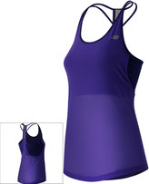 New Balance Women's NB Ice Hybrid Racerback Running Tank