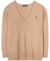 Polo Ralph Lauren Embroidered Merino Wool Sweater
