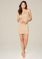 Bebe Cassie Strap Detail Dress