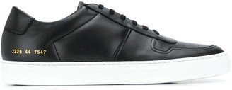 Common Projects perforated toe sneakers