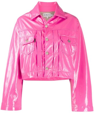 Fiorucci Berty cropped jacket