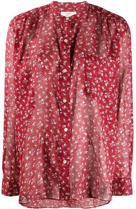 Etoile Isabel Marant Floral Print Blouse