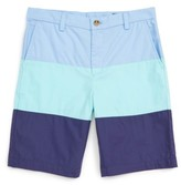 Vineyard Vines Boy's Tricolor Breaker Twill Shorts