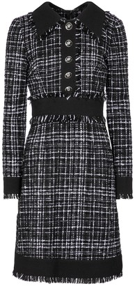 Dolce & Gabbana Tweed minidress
