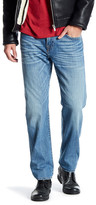True Religion Ricky Relaxed Straight Jean with Flap Pockets