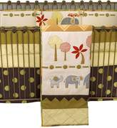 Cotton Tale Designs Elephant Brigade 8-Piece Crib Bedding Set