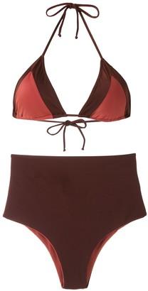 BRIGITTE Hot Pants Bikini Set