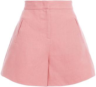 Valentino Flax Shorts