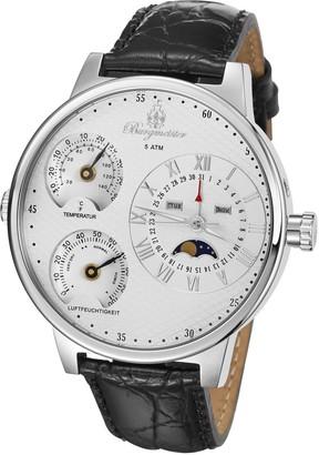 Burgmeister XXL Gents Quartz Watch Montana BM309-113