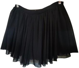 Les Petites Black Skirt for Women