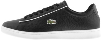 Lacoste Carnaby Evo 120 Trainers Black