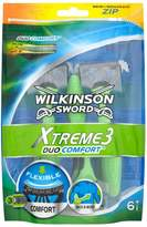 Wilkinson Sword Xtreme 3 Duo Comfort 6 Razors