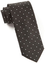 The Tie Bar Dotted Silk Tie