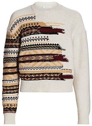 Rag & Bone Annalise Crew Sweater