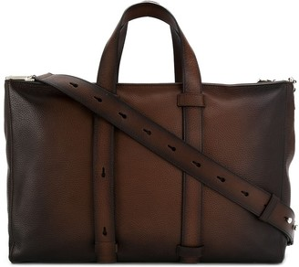 Orciani Top Zip Tote