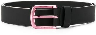 Diesel Faux-Leather Belt