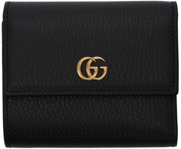 d8af3521bf0 Gucci Marmont Wallet - ShopStyle