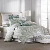 Barbara Barry Poetical Queen Pillow Sham in Celadon