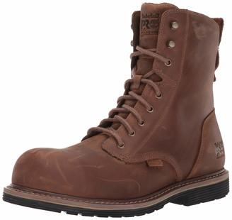"""Timberland Men's Millworks 8"""" Composite Toe Waterproof Industrial Boot"""