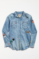 Polo Ralph Lauren Graphic Western Button-Down Shirt