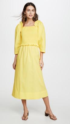 Sea Tabitha Smocked Dress