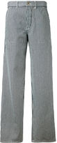 Chloé Relaxed Striped Trousers