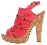 Jerome C. Rousseau Niro Platform Sandals