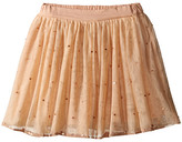 Stella McCartney Lottie Sequined Tulle Skirt (Toddler/Little Kids/Big Kids)