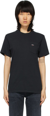 Noah NYC Black Pocket T-Shirt