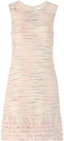 Diane von Furstenberg Merlyn Tweed Shift Dress