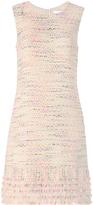 Diane von Furstenberg Merlyn Tweed Shift Dress