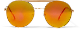 Jeepers Peepers Miles Revo Sunglasses Gold