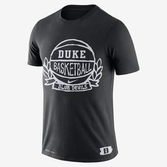 Nike Men's T-Shirt College Dri-FIT (Duke)