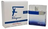 Salvatore Ferragamo Men's F by Free Time EDT Spray - 3.4 oz