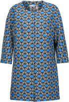 Milly Jacquard coat