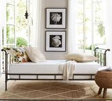 Pottery Barn Loleta Iron Daybed