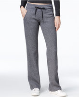 Calvin Klein Thermal Open Hem Pants
