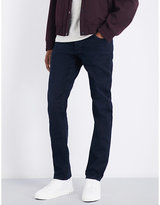 Neuw Lou Slim-fit Tapered Mid-rise Jeans