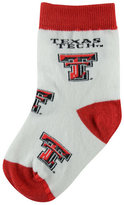 For Bare Feet Toddlers' Texas Tech Red Raiders Socks
