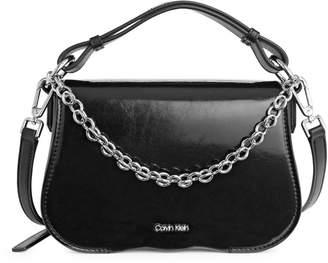 Calvin Klein Logo Crossbody Bag