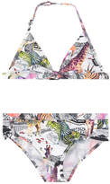 Molo UV protection printed bikini - Nara
