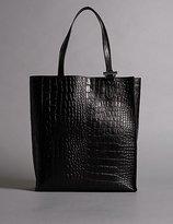 Autograph Leather Shopper Bag