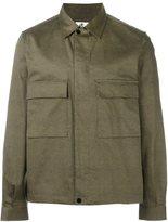 Paul Smith micro print shirt jacket